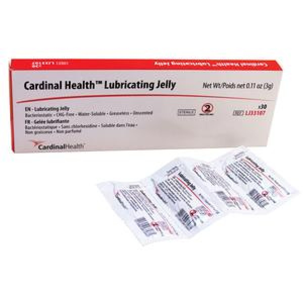 CardinalHealth Cardinal Health Lubricating Jelly