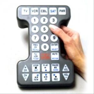 Tek Partner Universal Big Button Remote Control