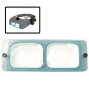 Lens Plates for Optivisor