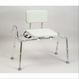 Padded Sliding Transfer Bench