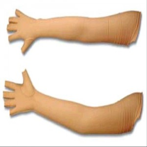 Edema Glove Open Finger Shoulder Length
