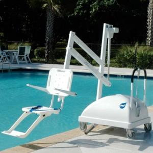 PAL 1000 Portable Aquatic Pool Lift