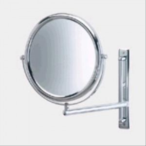 Jerdon JP3030CF  Magnifying Swivel Wall-Mount Mirror