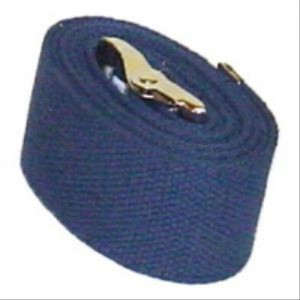 Blue Color Coded Gait Belt