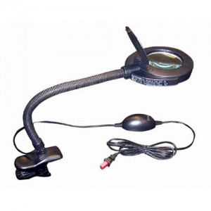 LUX-250 Deluxe Klip-On Magnifier Lamp