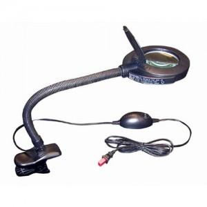 LUX-250 Deluxe Klip-On Magnifier Lamp