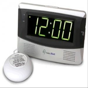 Sonic Boom Alarm Clock - Extra Large Display