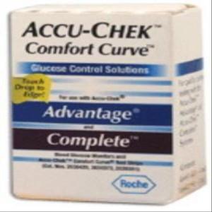 ACCU-CHEK Comfort Curve Control Solutions