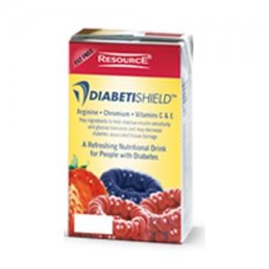 Resource Diabetishield Nutritional Supplement