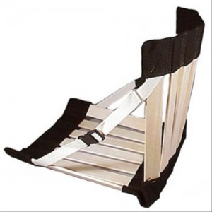 Adjustable HowdaSeat Portable Folding Stadium Chair