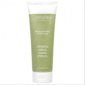 DermaNew Total Body Skin Polishing Body Wash