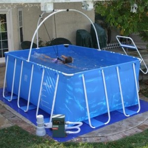 iPool Above Ground Exercise Pool by FitMax