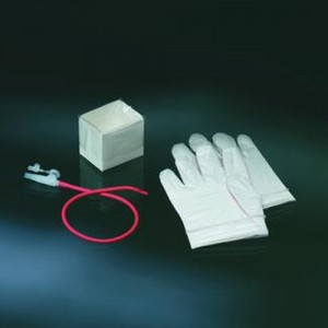Bard Bronchial Suction Latex Rubber Catheter Kit