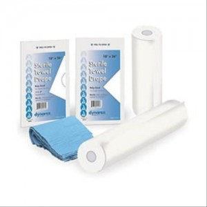 Dynarex Disposable Towel Drape - Sterile