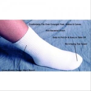 PediFix SeamLess OverSized Socks