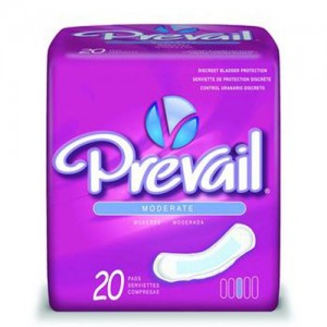 First Quality Prevail Bladder Control Pads