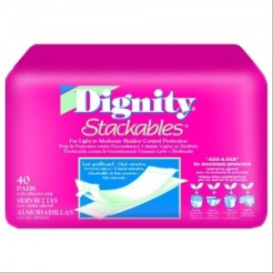 Dignity Stackables Pads by Humanicare