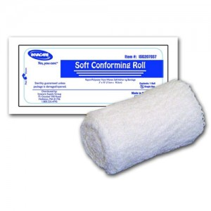 Invacare Soft Conforming Bandage Roll