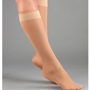 Jobst UltraSheer Compression Stockings Knee High 20-30 mmHg
