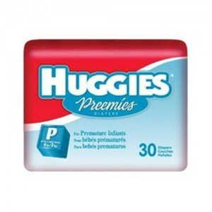 Huggies Diaper Preemie by Kimberly Clark