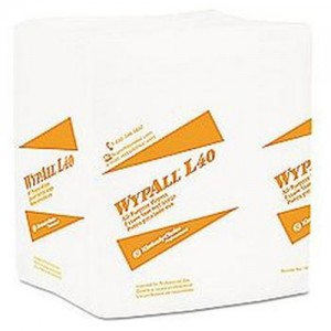 Kimberly Clark WypAll L40 Hand Wipes
