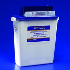Covidien PharmaSafety  Sharps Disposal Containers