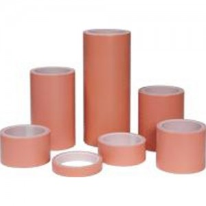 Perma-Type Pink Tape 1/2in X 5yd Wtrprf