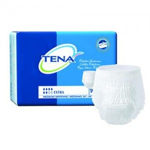 TENA  Protective Underwear with Extra Absorbency