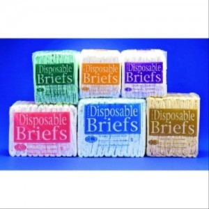 Principle Business Enterprises Select  Disposable Briefs