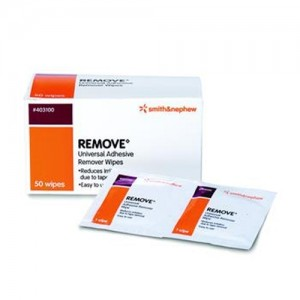 Smith & Nephew Remove Adhesive Remover Wipe
