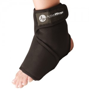 Active Wrap Foot - Ankle Heat & Ice Wrap