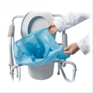 Sani-Bag+ Commode Liner - Box of 10