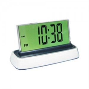 Deluxe Voice Activated Alarm Clock