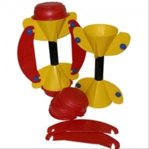 SpaBells Aquatic Dumbells