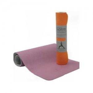 AgSilver CleanMat Hot Yoga Mat