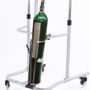 EVA Support Walker Oxygen Tank Holder