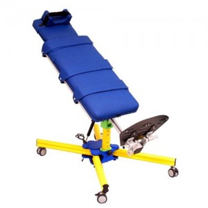 Karman Healthcare Pediatric Standing Frame with Headrest