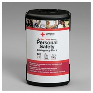 Red Cross Personal Safety Emergency Pack RC-612