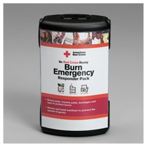 Red Cross Burn Emergency Responder Pack RC-648