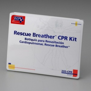 Personal CPR Kit 205-CPR/FAO