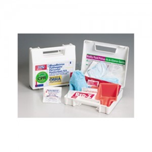Bloodborne Pathogen Personal Protection Kit 216-O