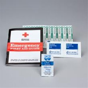 American Medical Association First Aid Guidebook Kit