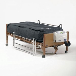 Invacare microAIR Lateral Alternating Pressure Mattress & Compressor