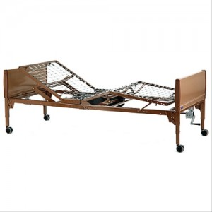 Invacare Value Care Semi-Electric Hospital Bed