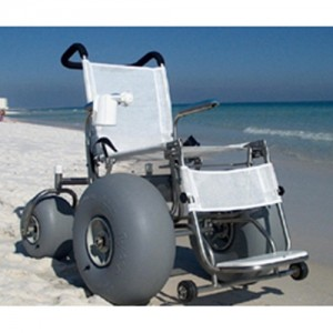 Exsteel De Bug Beach Wheelchair