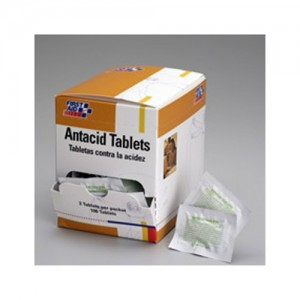 Antacid Tablets 100 1-Packs H434