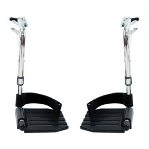Invacare Footplate Footrest for Standard Wheelchair
