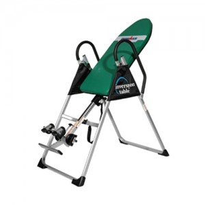 Ironman Elite 1000 Inversion Table with Foam Backrest