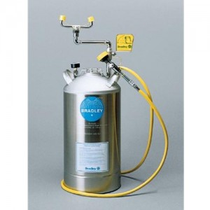 Bradley Portable Eyewash Unit With Drench Hose