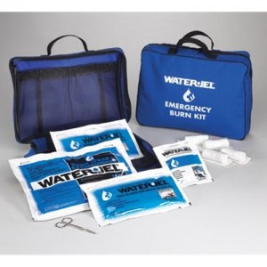 Water-Jel Large Soft-Sided Burn Kit With Blanket